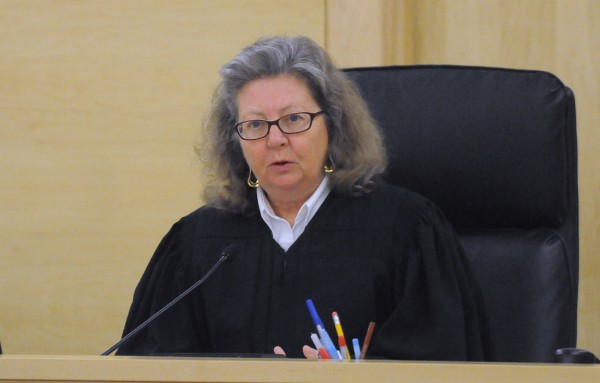 Superior Court Justice Ann Murray