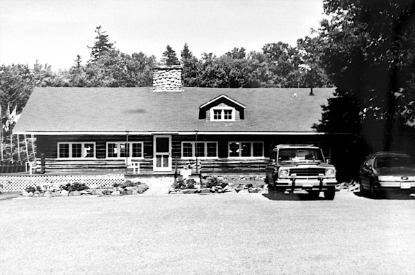 Pictured is the Lupine Lodge on Campobello Island. The Roosevelt Campobello International Park is marking its 50th anniversary on Saturday.