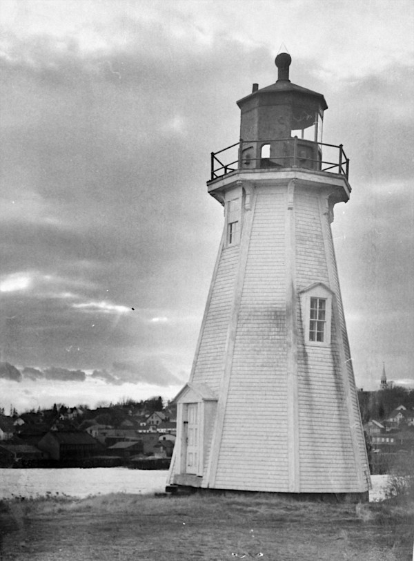 This image of Mulholland Point Lighthouse was captured on Nov. 5, 1973. The Roosevelt Campobello International Park is marking its 50th anniversary on Saturday.
