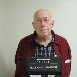 Former Howland police chief arrested in Wells on sex charges