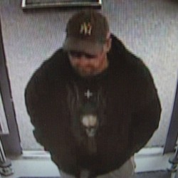 Kennebec County sheriff's deputies seek Manchester Rite Aid robbery suspect