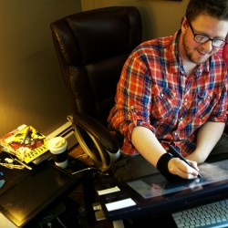 TV, movie producer from Cape Elizabeth launches acclaimed new comic book