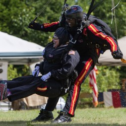 Ann LePage to jump from airplane as part of Fort Kent event to raise funds for veterans' center