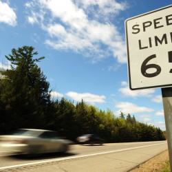 Lawmakers pave way for raising I-95 speed limit to 75 mph