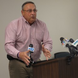 LePage looking to expand natural gas in Maine