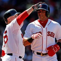 Managerial change creates happy vibe in Red Sox camp