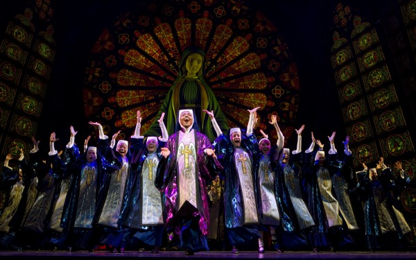 The Broadway tour of &quotSister Act&quot will perform at the Collins Center for the Arts on Jan. 16, 2015.