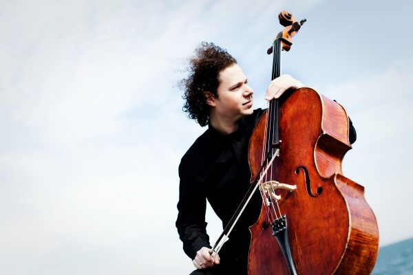 Cellist Matt Haimovitz will perform at Minsky Recital Hall on the University of Maine campus on Oct. 26.