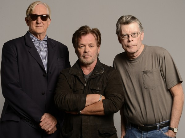 T-Bone Burnett, John Mellencamp and Stephen King wrote &quotGhost Brothers of Darkland County.&quot