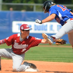 Eleven-run inning propels Bangor past Asia-Pacific for its second Senior League World Series win