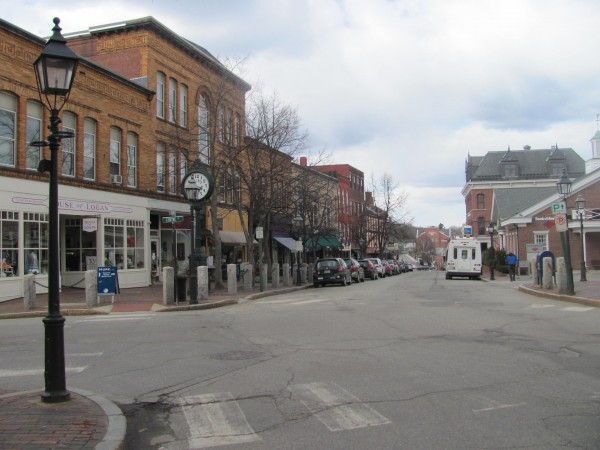 The City of Bath was named one of the National Trust for Historic Preservation's 2012 Great American Main Street award winners.