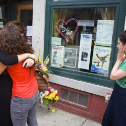 Downtown Bangor turning out to help families of Dedham crash victims