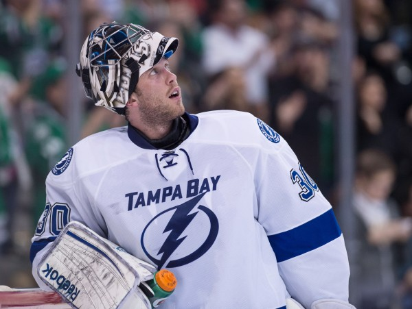 Former University of Maine goaltender Ben Bishop has received a two-year contact extension from the NHL's Tampa Bay Lightning.