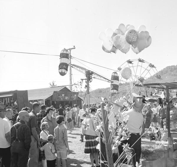 Blue Hill Fair Circa 1965