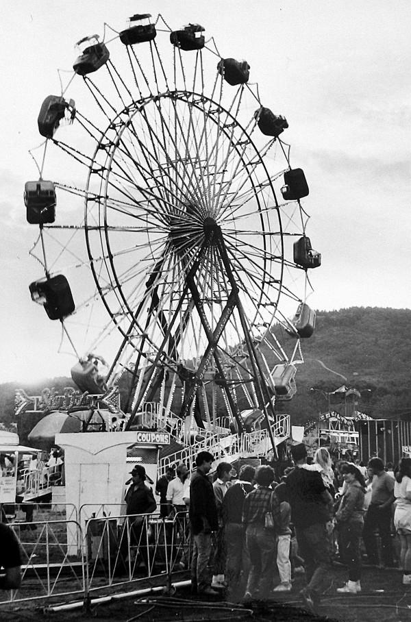 Blue Hill Fair Circa 1990