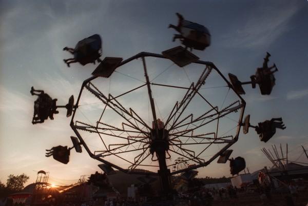 Photo from 2001 Blue Hill Fair