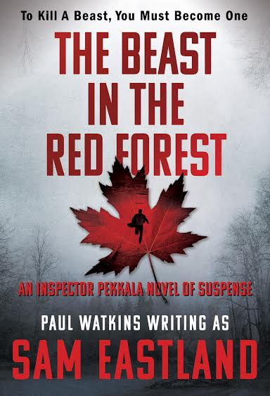 &quotThe Beast in the Red Forest&quot will be released by Opus  August 27. It is the fifth book in the Inspector Pekkala suspense series.