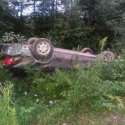 Bangor man charged with OUI after crash