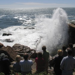 Warnings helped mitigate danger at Thunder Hole