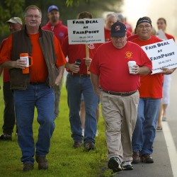 FairPoint and workers union exchange barbs over contract terms