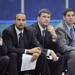 Rhode Island College player joins former coach as assistant for UMaine men's basketball team