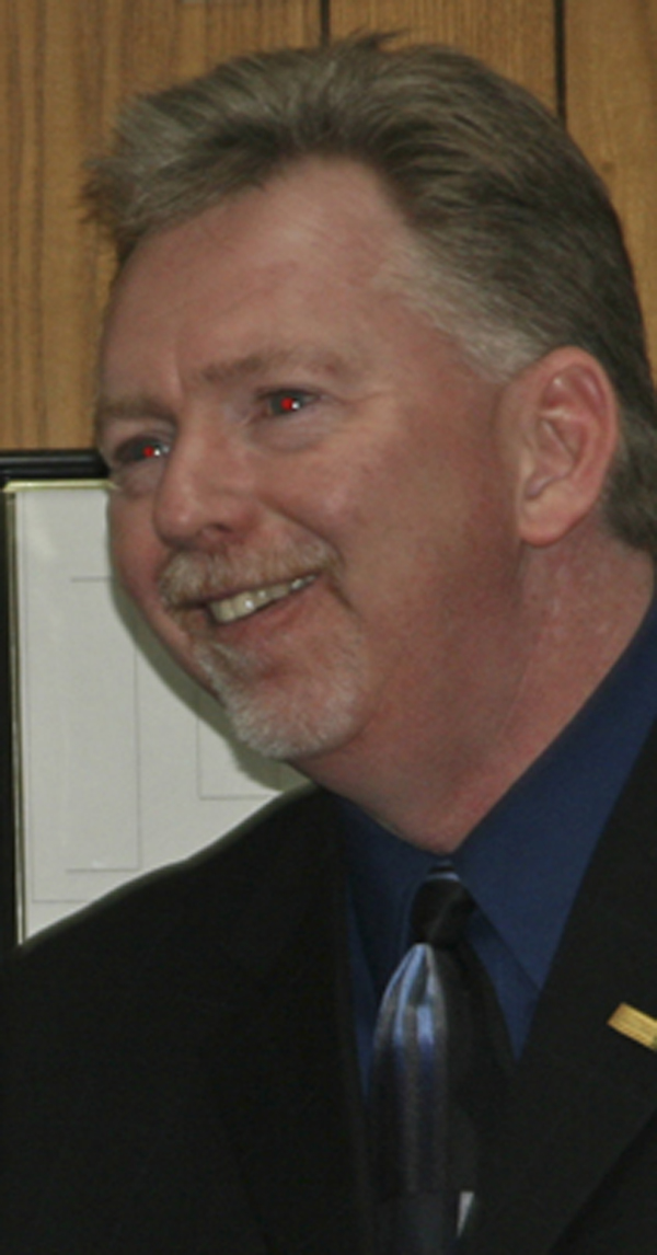 Presque Isle City Manager Jim Bennett