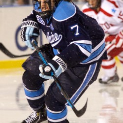 Suspended UMaine hockey player Lomberg may leave school, return to junior league