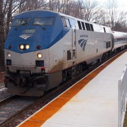Amtrak's Downeaster sets record