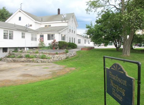 All patients of Penobscot Nursing Home, shown in this June 18, 2014, photo, have now been relocated to other facilities, according to a state official.