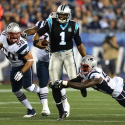 Rookie Chandler Jones impressive in Patriots' camp