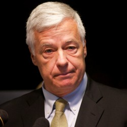 U.S. Rep and Democratic gubernatorial candidate Mike Michaud