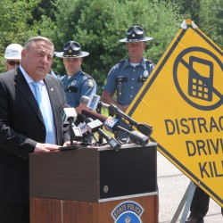 State police to crack down on seat belt use, distracted driving this summer