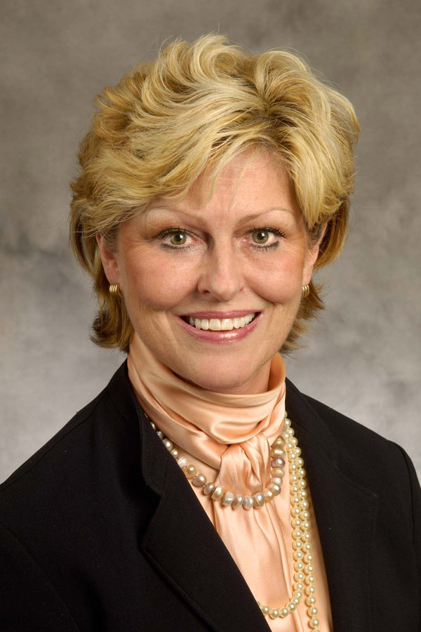 Allyson Hughes Handley, former president of the University of Maine at Augusta