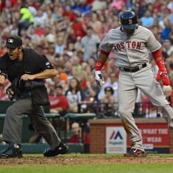 Cardinals defeat Red Sox 3-2 with rally in 8th inning