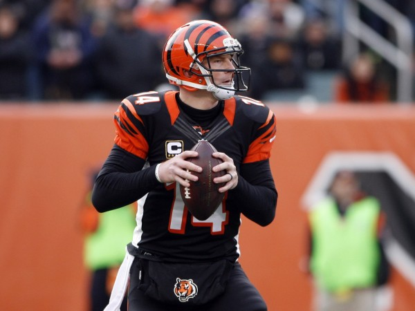 Cincinnati Bengals quarterback Andy Dalton agreed to a six-year contract extension with the team worth $115 million on Monday.