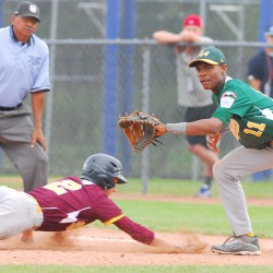 Michel homer helps Curacao roll by Connecticut for its second Senior League World Series win