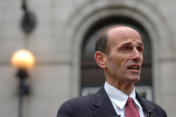 Former Maine Governor John Baldacci