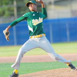 Strong pitching efforts propel Italy, Guatemala City at Senior League World Series