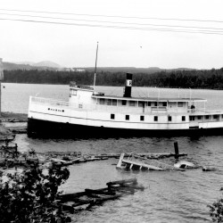 Fundraising under way to save the steamship Katahdin, which nears 100 years old