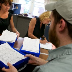 Pot legalization advocates turn in petitions for referendum in South Portland