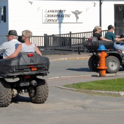 With statewide ATV trail open, Millinocket leaders approve spur into downtown