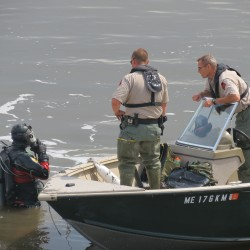 Bucksport to put warning sign, flotation equipment at dock where boy, grandfather drowned