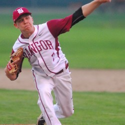 Milford, Massachusetts, surges past Bangor for seven-inning win at American Legion baseball regional