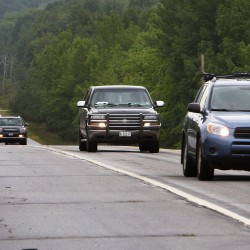 Public meeting on rumble strips in Winthrop