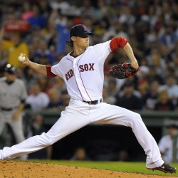 Boston's Buchholz shaky in 6-5 loss to Orioles