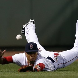 Red Sox capitalize on errors, beat Angels 6-2