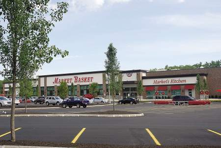 The Market Basket store in Biddeford, Maine, the chain's only store in the state, is laying off 300 part-time workers.