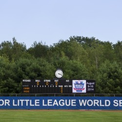 Field manager says Mansfield Stadium in 'best shape ever' for Senior League World Series