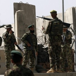 US surge troops out of Afghanistan
