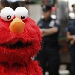 NY judge rejects sex abuse lawsuits against Elmo puppeteer